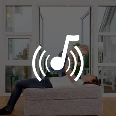 Vitrage à isolation acoustique