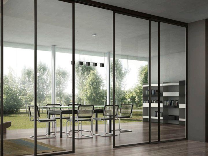Les portes en verre dans votre habitation, nos conseils d'expert