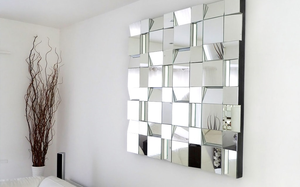 Les miroirs sur mesure, de la découpe à la pose par Vitraco - Vitraco