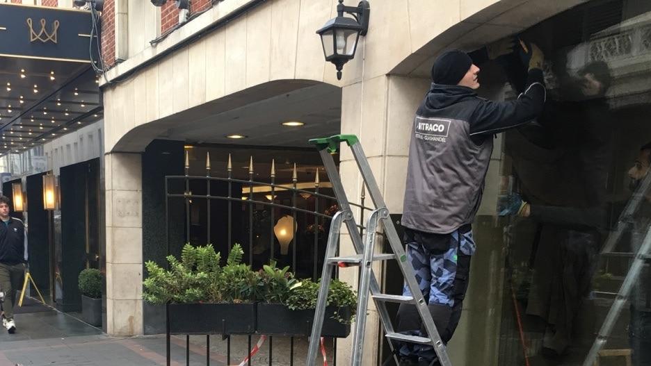 Réparation de vitre et fenêtre à Bruxelles